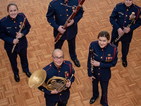 The United States Coast Guard Woodwind Quintet