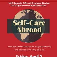 Self-Care Abroad