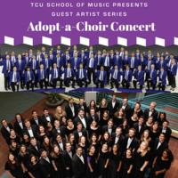 Ensemble Concert Series: Adopt-A-Choir Concert.