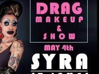 Drag Makeup Workshop & Runway Fashion Show