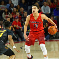 Liberty MBB March Madness Watch Party