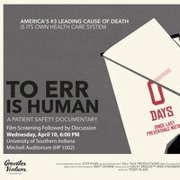Movie Screening: To Err is Human