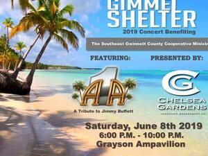 Gimme Shelter Benefit Concert featuring A1A