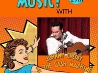 Johnny Credit and the Cash Machine