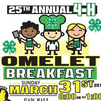 4-H Omelet Breakfast
