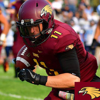 UMN Crookston Football at  Wayne State College