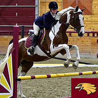 University of Minnesota Crookston Equestrian - Hunt Seat at University of Wisconsin - River Falls