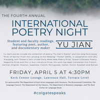 International Poetry Night