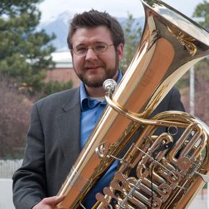 Master Class: Alex Lapins, tuba