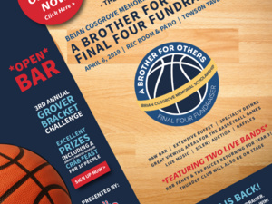 The 3rd Annual Final Four Fundraiser