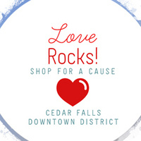 Love Rocks! Shop for a Cause