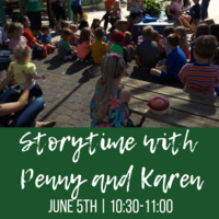 Storytime with Penny and Karen