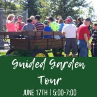 Guided Garden Tours