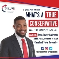 What's a True Conservative with Brandon Tatum