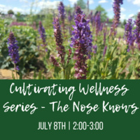 Cultivating Wellness Series - The Nose Knows