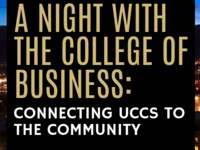 A Night with the College of Business