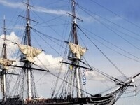 "U.S.S. Constitution ""Old Ironsides"""
