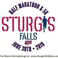 41st Sturgis Falls Half-Marathon and 5K
