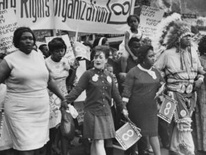 African and Greek American Women Visionaries of the Civil Rights Struggle