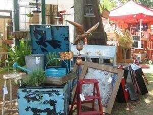 Art-Tiques Vintage Market- Buford