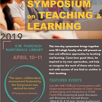 2019 Symposium on Teaching and Learning Registration Deadline April 5 | LTS