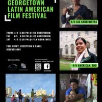Georgetown Latin American Film Festival