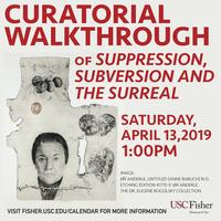 Curatorial Walkthrough