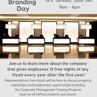 Hyatt Branding Day