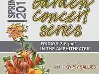 Cancelled- Spring Garden Concert Series: Rebel Natives