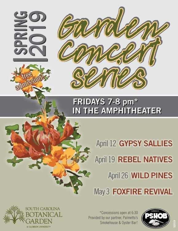 Spring Garden Concert Series: Foxfire Revival