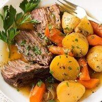 C-Cubed Luncheon - Beef Pot Roast