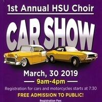 The First Annual HSU Choir Car Show