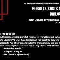 Guest Lecture Jesse Eisinger