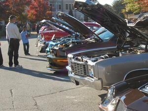 Suwanee Classic Car Show
