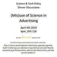 (Mis)use of Science in Advertising