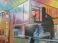 Mark Combs: Sic Transit Gloria Mundi
