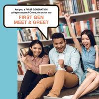 First Gen Meet and Greet