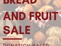 Bread and Fruit Sale