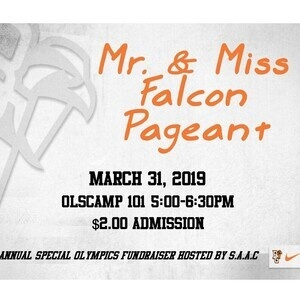 Mr. & Miss Falcon Pageant