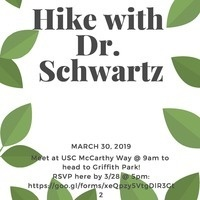 Psi Chi: Hike with Dr. Schwartz