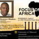 Focus on Africa April 2019