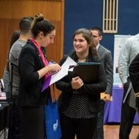 College of Business Career Fair