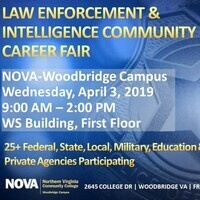 Law Enforcement & Intelligence Community Career Fair