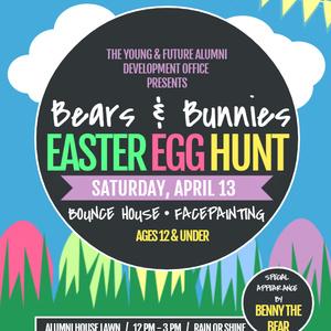 Bears & Bunnies Easter Egg Hunt