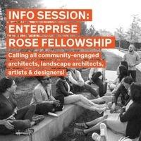Information Session:Enterprise Rose Fellowship