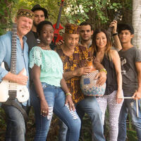 """ENCUENTROS/ENCOUNTERS CONCERT. Pablo Menéndez & Mezcla:  """"The Sounds of Cuba Today"""""""