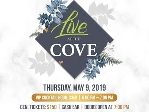 Live! at the Cove
