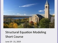 Structural Equation Modeling Short Course