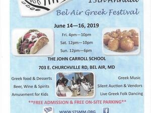 Bel Air Greek Festival