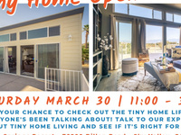 Tiny Home Open House